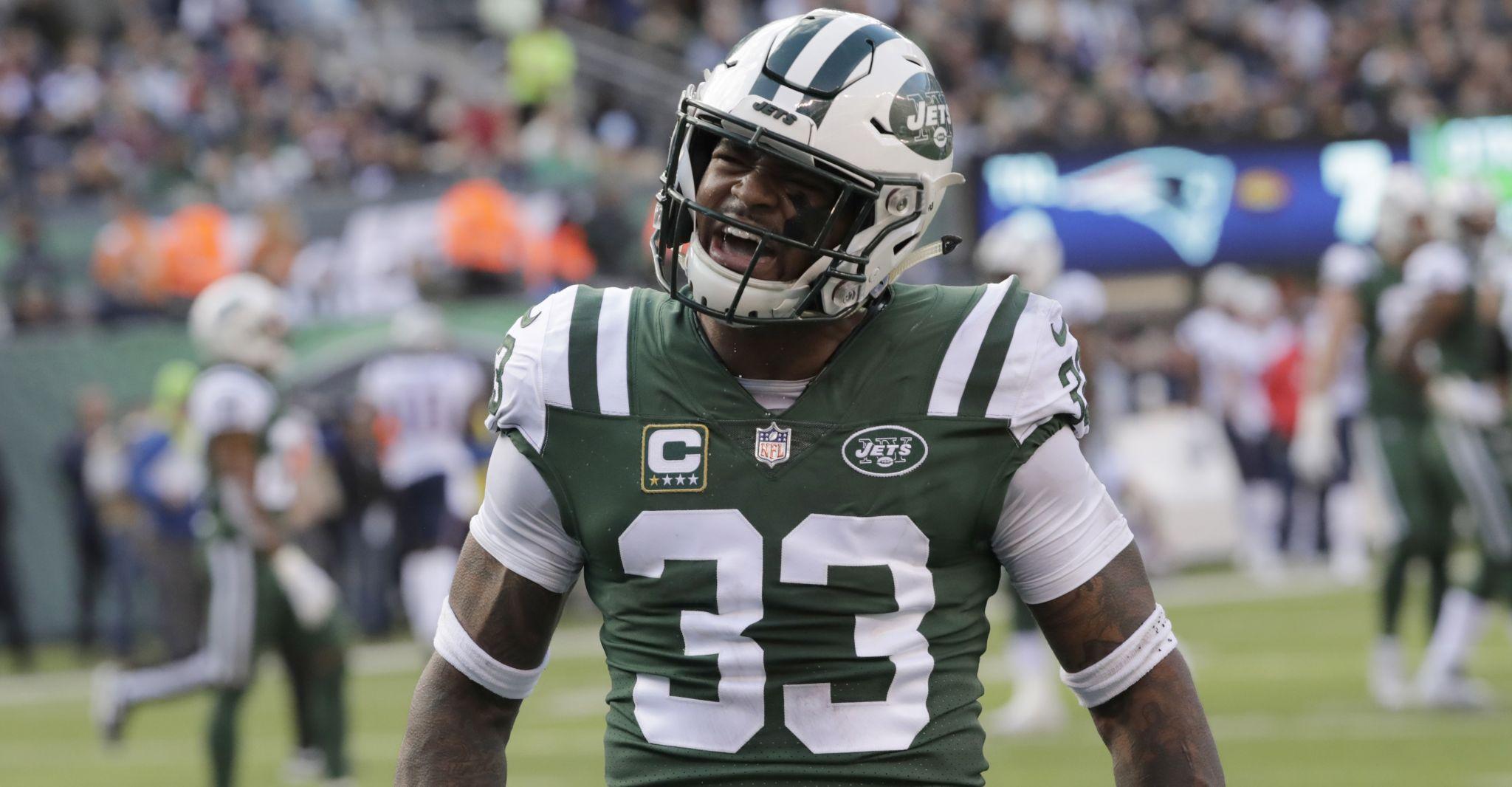 58b7114018a Texans hold Jets' Jamal Adams in high esteem - Houston Chronicle