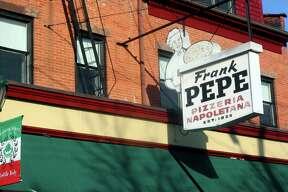 Frank Pepe Pizzeria Napoletana in New Haven, Conn., on Thursday Dec. 6, 2018.
