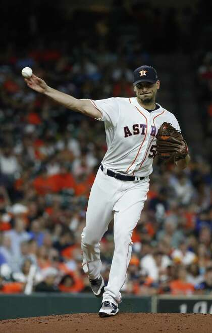righthander charlie morton leaves astros for a deal with tampa bay houstonchronicle com righthander charlie morton leaves