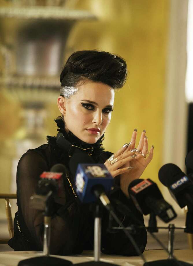 "Natalie Portman in a scene from ""Vox Lux."" Photo: Atsushi Nishijima, HONS / Associated Press / 2017"