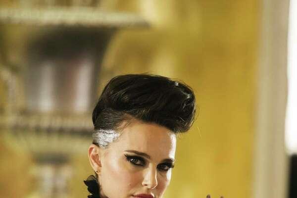 "Natalie Portman in a scene from ""Vox Lux."""