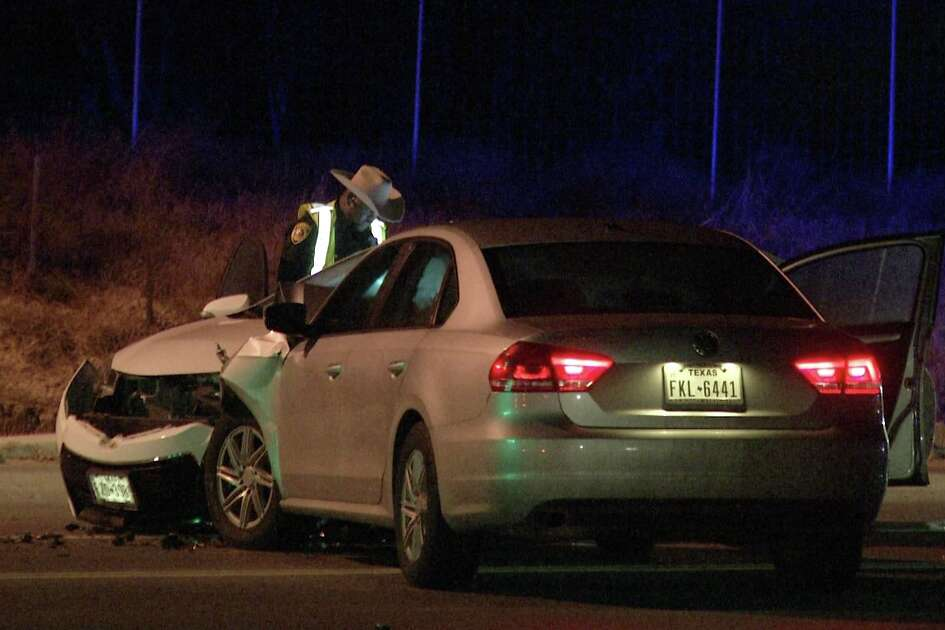 A pregnant woman was hospitalized early Thursday, Dec. 13, 2018, in a head-on crash with a suspected drunken driver on the far West Side, deputies said.