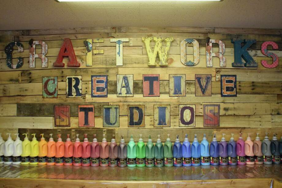 Craft Works Creative Studios is located at 130 Ashman Circle. (Photo from https://craftworkscreativestudios.com/) Photo: Https://craftworkscreativestudios.com/