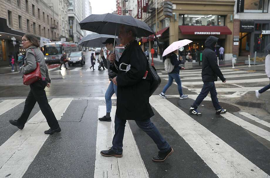 A wet weekend is in store for the Bay Area, forecasters said. Bay Area hikes that are even better after the rain >>> Photo: Liz Hafalia / The Chronicle