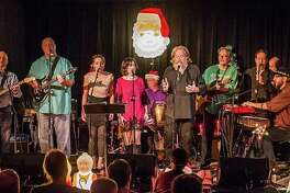 Participants show off their talent in a previous Rough Shop Holiday Extravaganza. The Edwardsville Parks Department recently announced the show coming to Edwardsville's Wildey Theatre on Friday, Dec. 21.