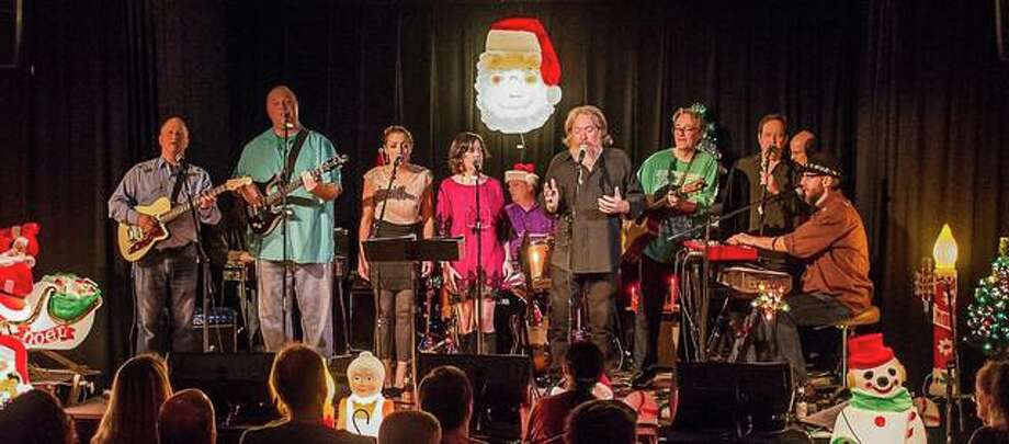 Participants show off their talent in a previous Rough Shop Holiday Extravaganza. The Edwardsville Parks Department recently announced the show coming to Edwardsville's Wildey Theatre on Friday, Dec. 21. Photo: For The Intelligencer