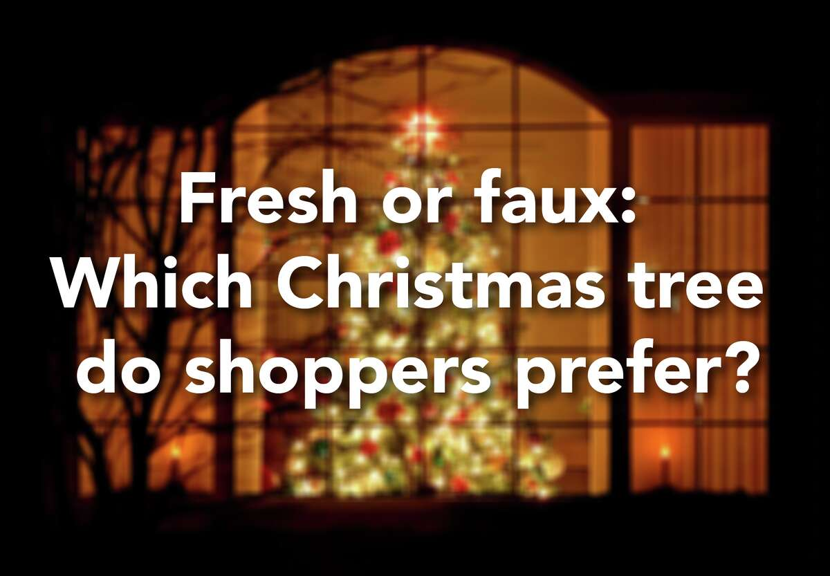 The National Christmas Tree Association's 2017 Christmas season survey questioned over 2,000 participants over the age of 18 on their Christmas tree buying preferences. Click through the slideshow to see if fresh trees are still alive or if faux trees are taking over.