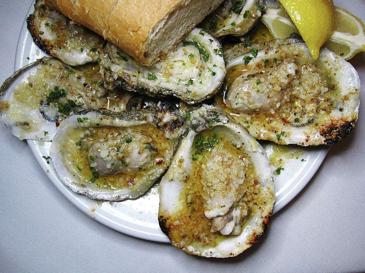 The cajun and creole favorite in Midtown is known for it's broiled oysters, jazz music and overall New Orleans ambiance. Staying true to NOLA style, there's no shortage of French wines to pair your half shells with.