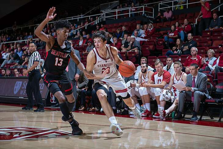 Freshman guard Cormac Ryan, born and raised in New York City, is already Stanford's second leading scorer.