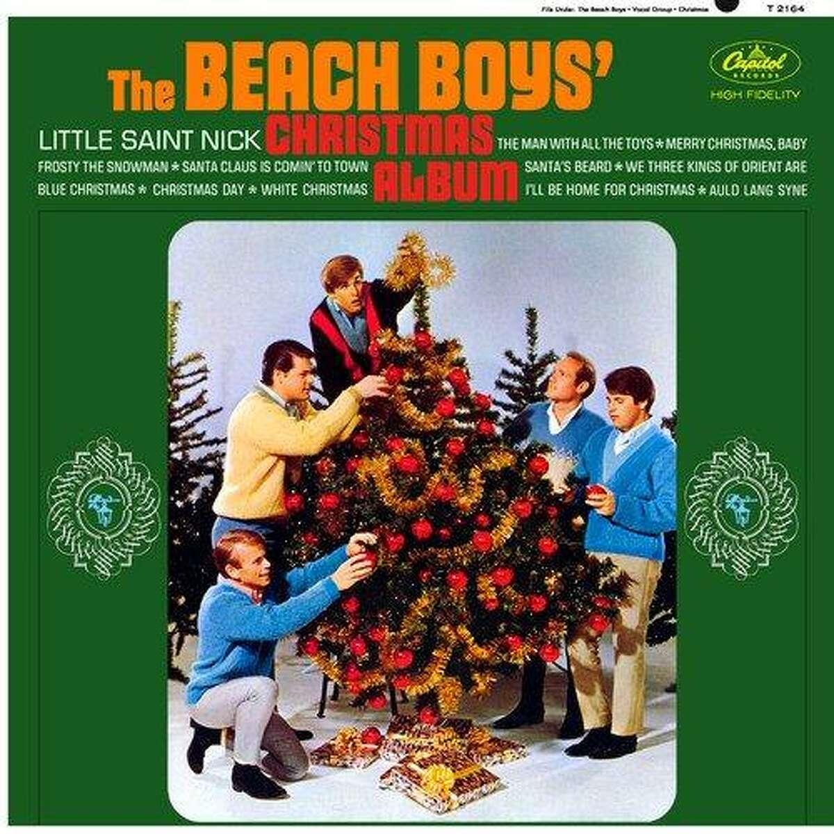 "The 1964 ""Beach Boys' Christmas Album"" remains an all-time top Christmas recording."