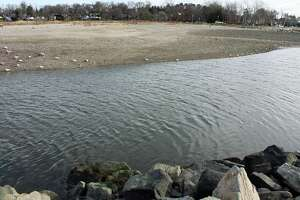The South Benson Marina Channel in Fairfield.