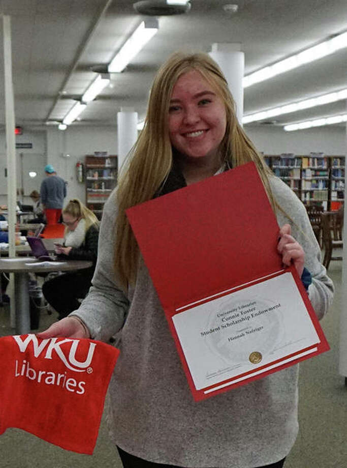 Edwardsville Native Among First Recipients Of Connie Foster Student