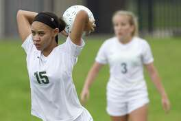 Shianne Knight (15) is one of the key returners for The Woodlands as the 2019 season approaches.