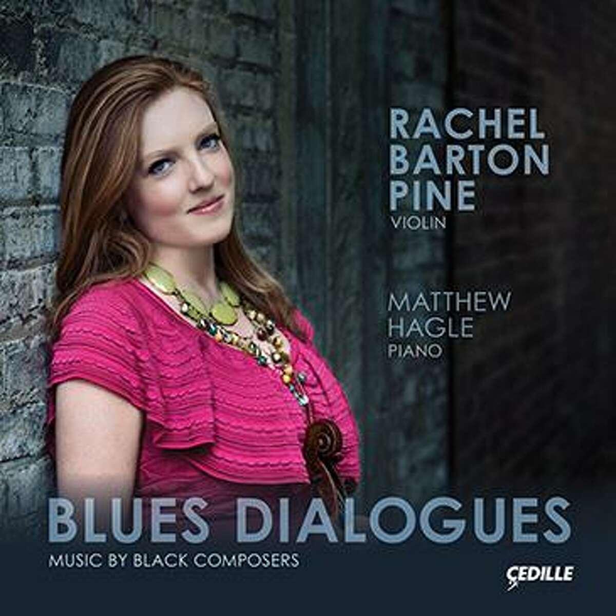"Rachel Barton Pine's ""Blues Dialogues"""