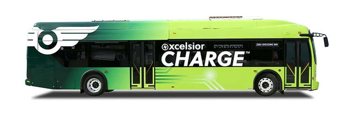 Four new all-electric buses from Alabama-based New Flyer Corp. are being purchased by the Capital District Transportation Authority. The buses are expected to go into service next summer.