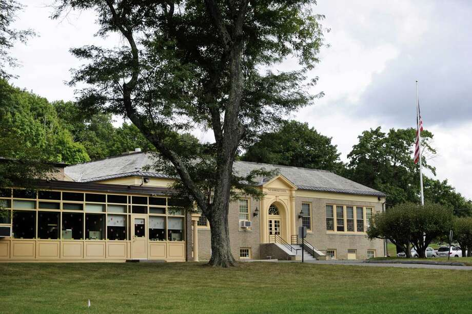 File photo of the Burnham School in Bridgewater, Conn. Photo: Carol Kaliff / Hearst Connecticut Media / The News-Times