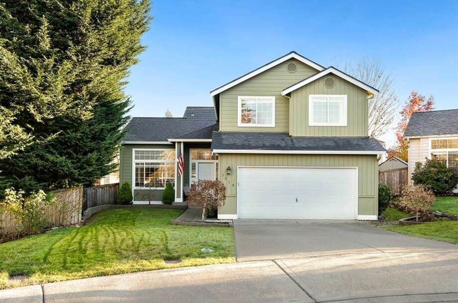 1510 55th Ct. SE Auburn, WA 98092, listed for $434,950. See the full listing below Photo: Redfin Corp.