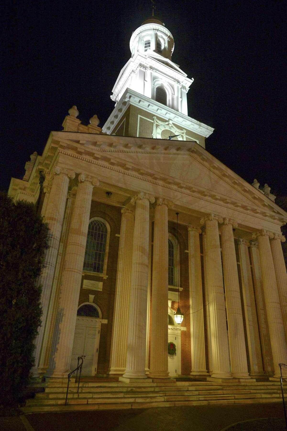 First Congregational Church of Danbury. Wednesday, December 12, 2018, in Danbury, Conn.