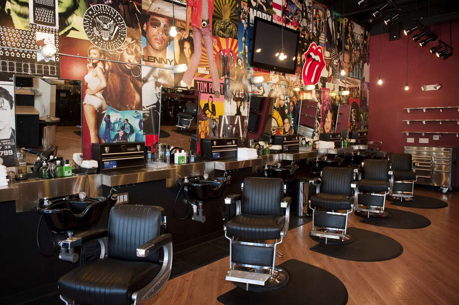 Floyd's 99 Barbershop will enter the Houston market with a location in Heights Waterworks, 449 W. 19th Street. Photo: Floyd's 99 Barbershop