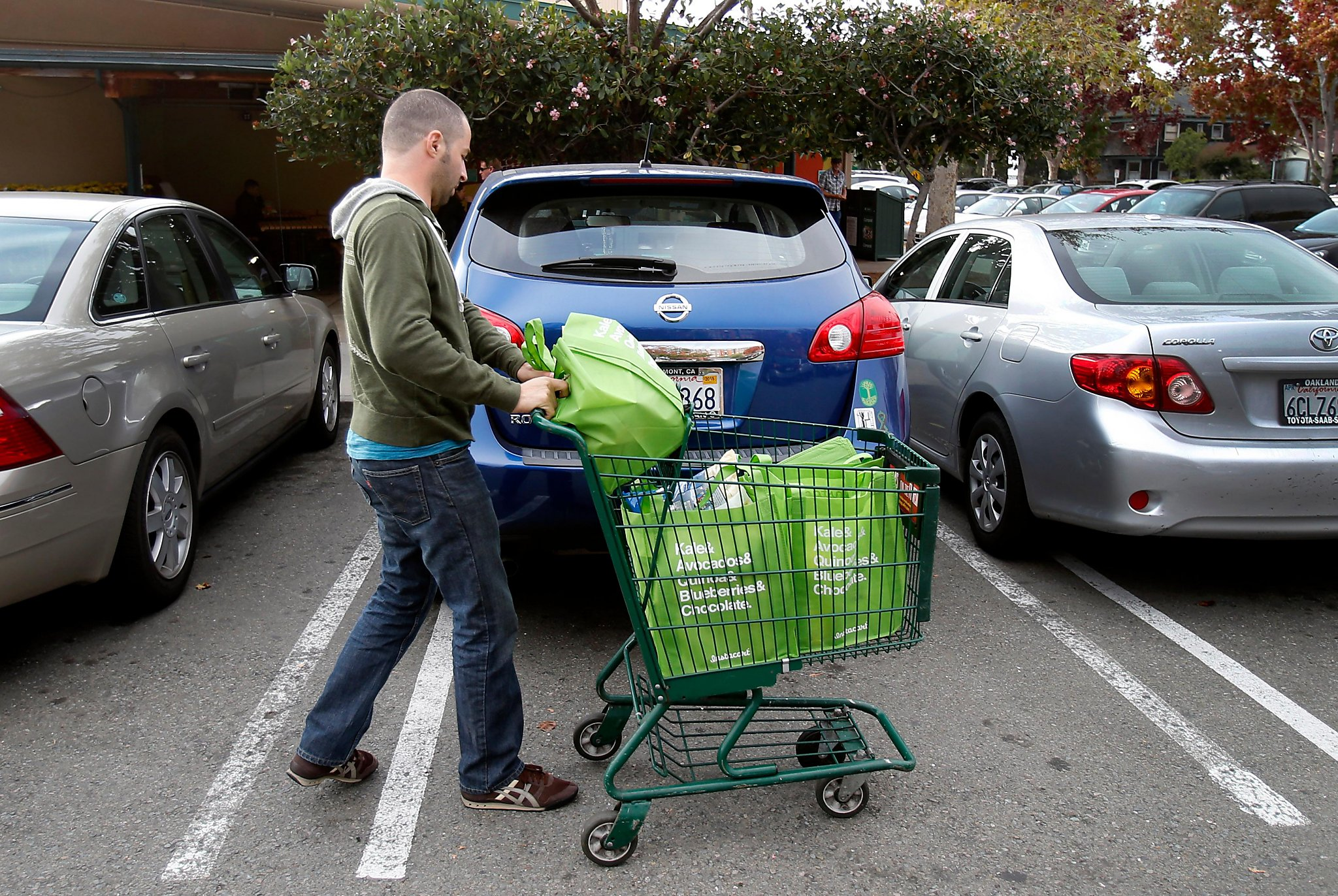 Instacart, Whole Foods to part ways - SFChronicle com