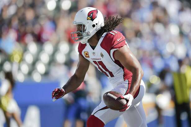 Larry Fitzgerald has been named the recipient of the 2018 Walter Camp Alumni Award.
