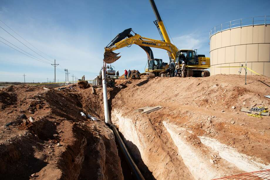 Goodnight Midstream, which celebrated its Permian regional office in Midland this week, is building out its pipeline infrastructure in the Delaware Basin, including the Llano pipeline. Photo: Courtesy Goodnight Midstream