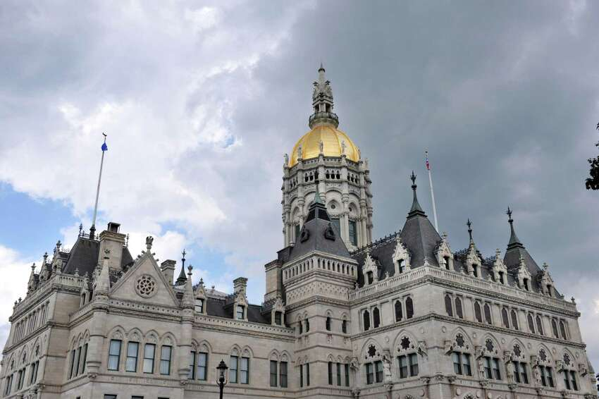 Lamont cannot lay off any state workers for the next two years due to a 2017 labor agreement signed by former Gov. Dannel P. Malloy.