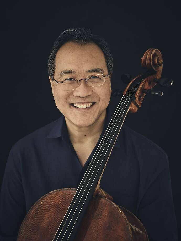 World renowned cellist Yo-Yo Ma is coming to Laredo on Saturday for a Day of Action on the international U.S.-Mexico border. Photo: Jason Bell