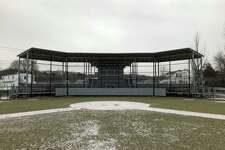 Rochford Field, as seen Thursday in Hamden.
