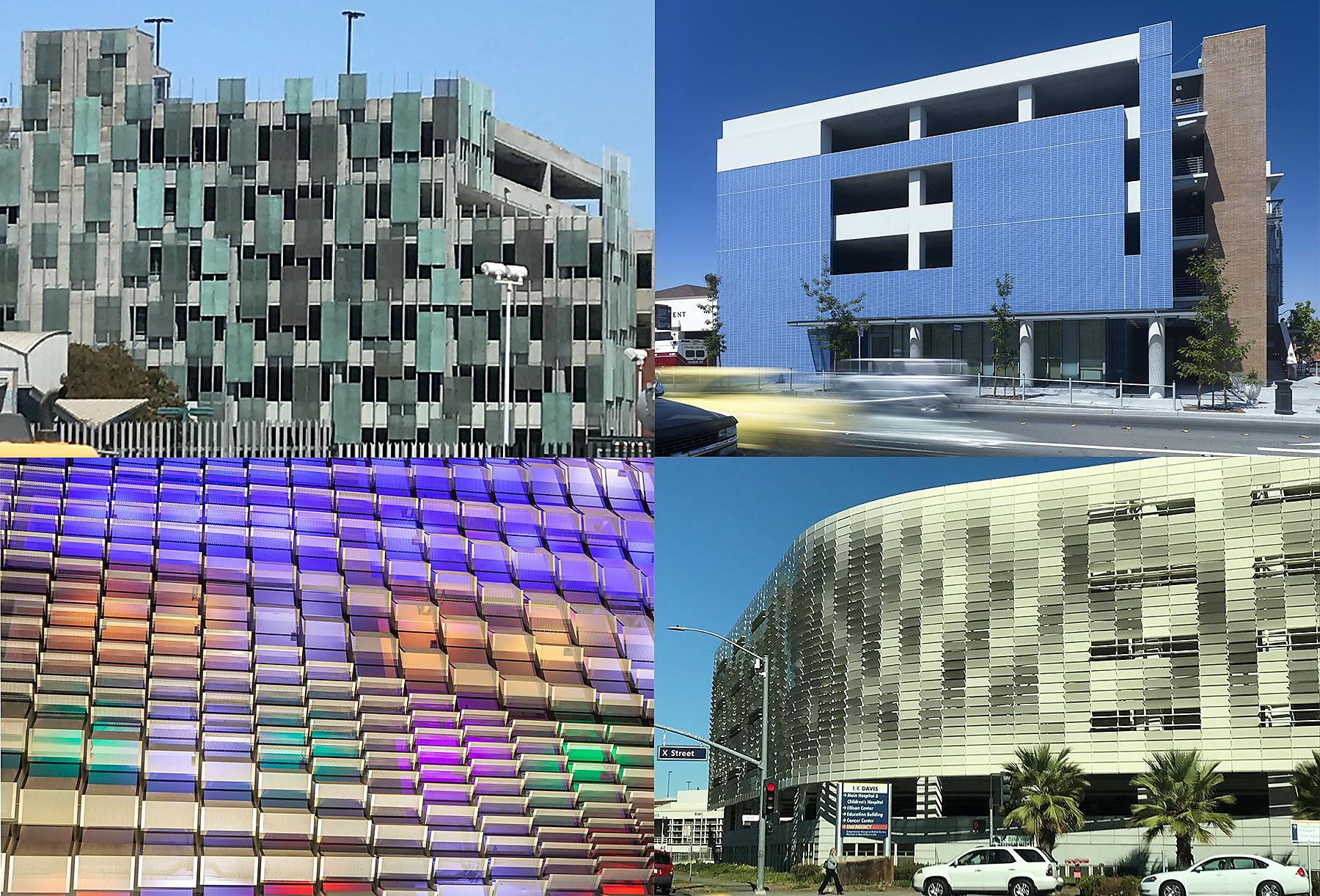 The architecture of parking garages, from ghastly to glorious