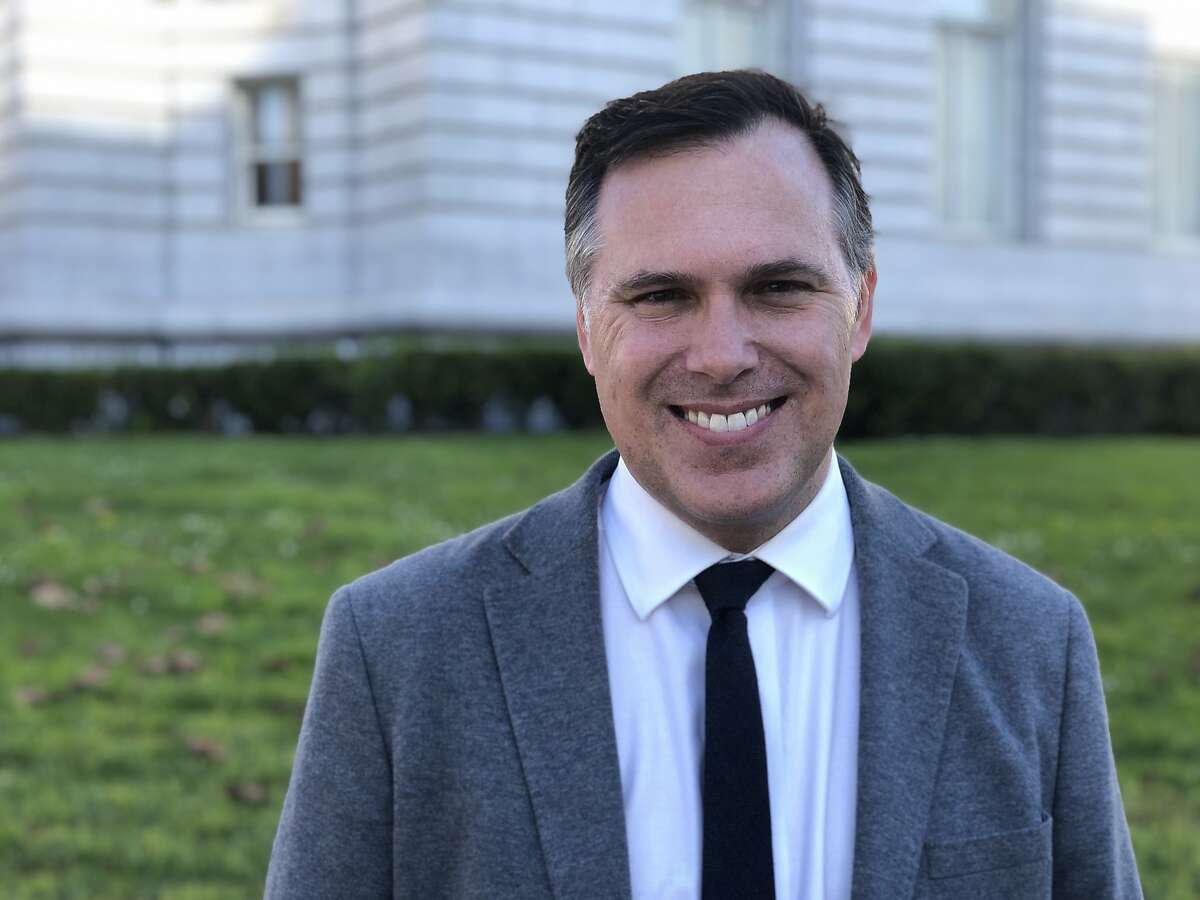 Judson True, San Francisco's newly-appointed director of housing delivery