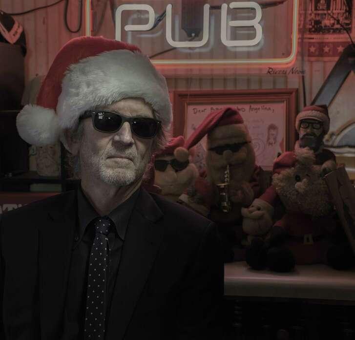 Singer songwriter Rodney Crowell released Christmas Everywhere in Nov. 2018