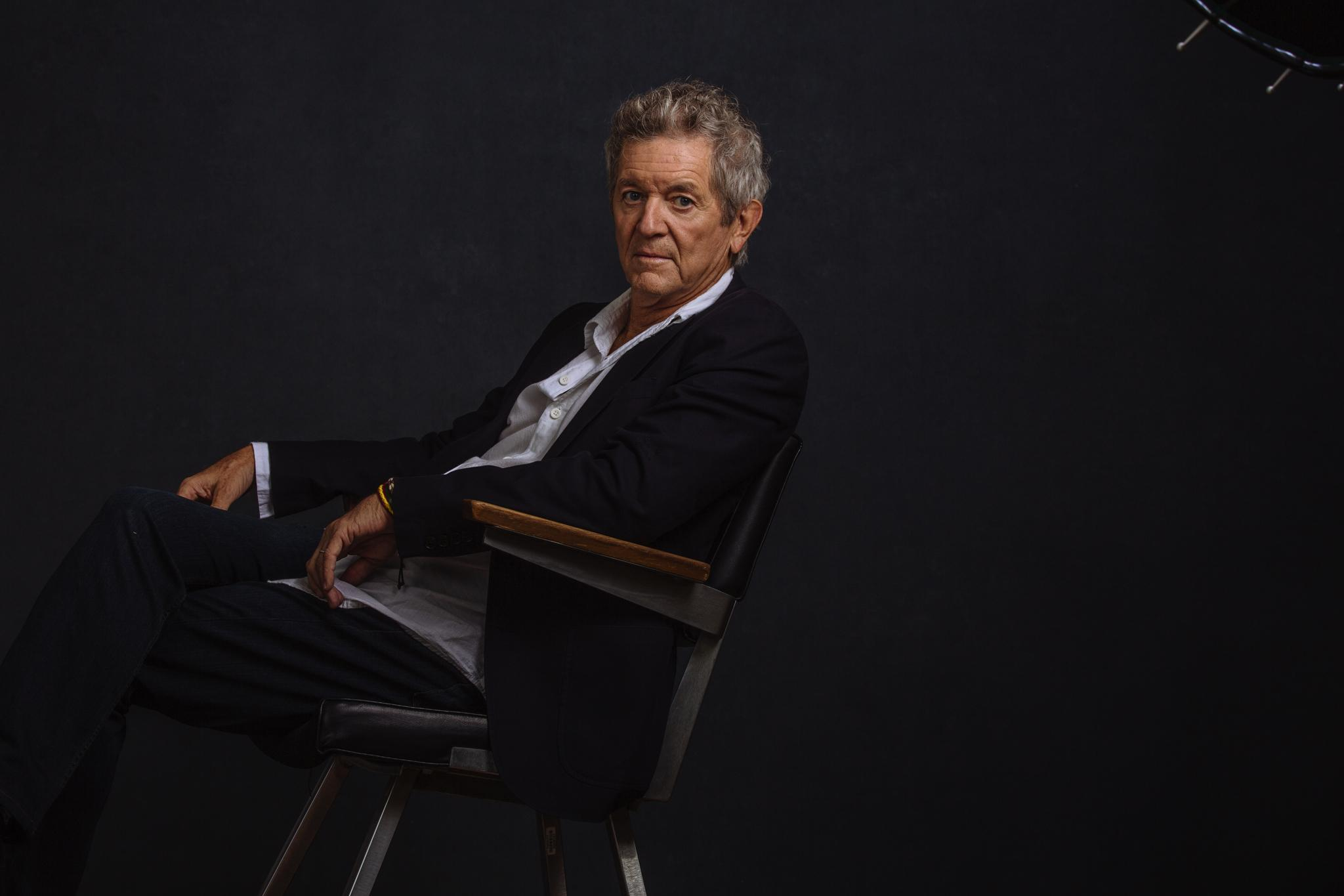 Rodney Crowell on dogs, ghosts, Texas and Ringo Starr