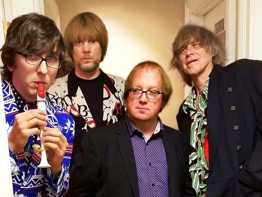 NRBQ will perform at the Katharine Hepburn Cultural Affairs Center and Infinity Hall - Norfolk. Photo: Contributed