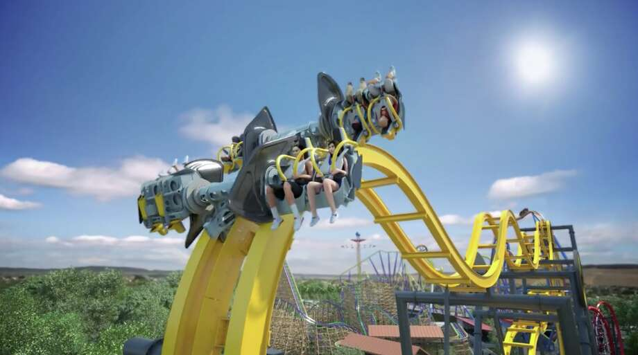 Six Flags is preparing to build a new roller coaster at their Discovery Kingdom theme park, called Batman: The Ride. It will open in 2019. Photo: Six Flags Discovery Kingdom