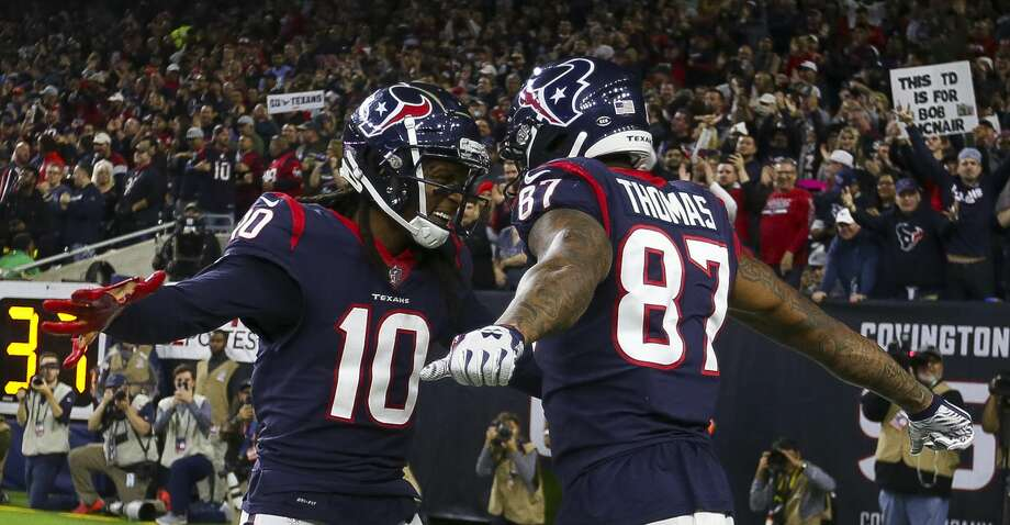 Houston minus-6½ at N.Y. Jets  Texans 27-16 Photo: Karen Warren/Staff Photographer