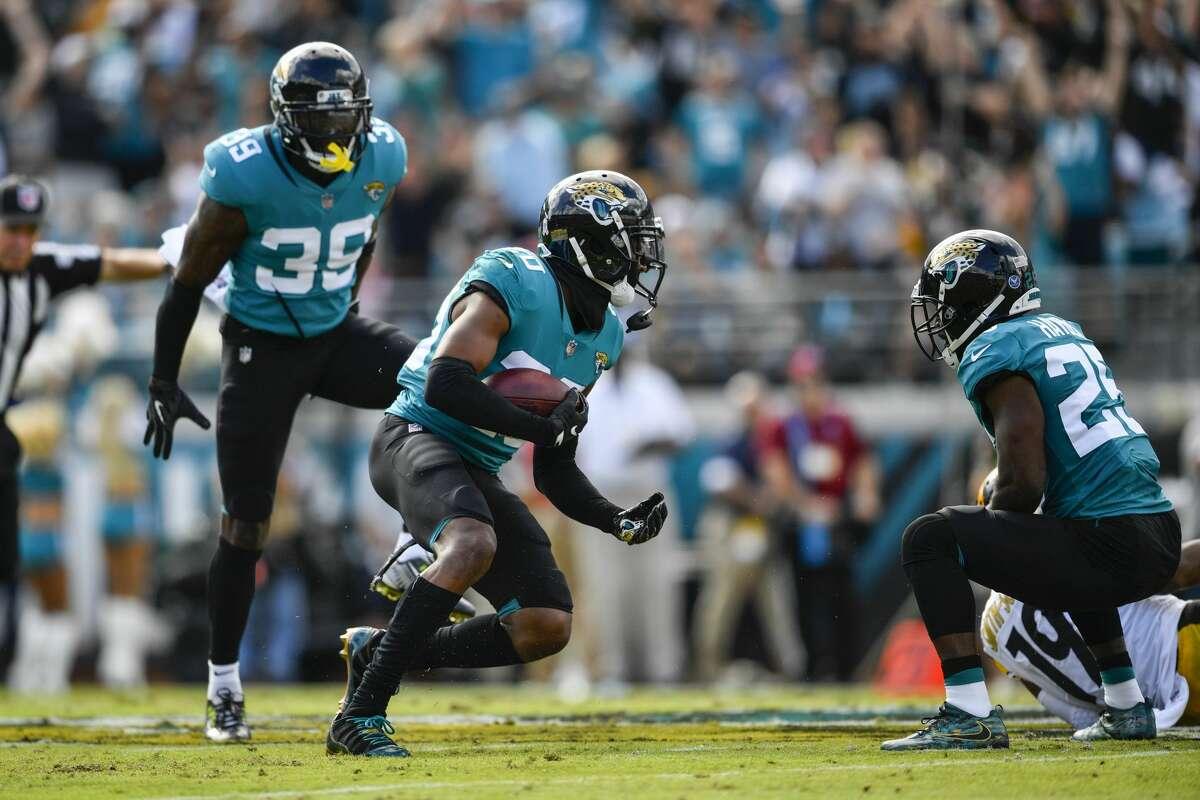 AFC SOUTH Jacksonville Jaguars 8.5 wins