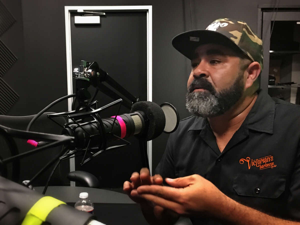 Joey Victorian, owner/pitmaster of Victorian's Barbecue, talks about opening his first barbecue joint on the Barbecue State of Mind podcast at the Houston Chronicle.