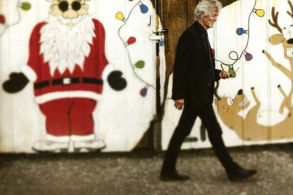 """""""Christmas Everywhere"""" is the 2018 album from Houston singer-songwriter Rodney Crowell."""