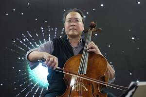 Classical music star Yo-Yo Ma is bringing his Bach Project to San Antonio.
