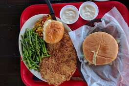 Sugar Land: Live Oak Grill12935 Dairy Ashford RoadCarla A's review: This place never disappoints. I work in Sugar Land so I'm always looking for a place for lunch. This is usually my go to spot! Photo courtesy Tweet P/Yelp