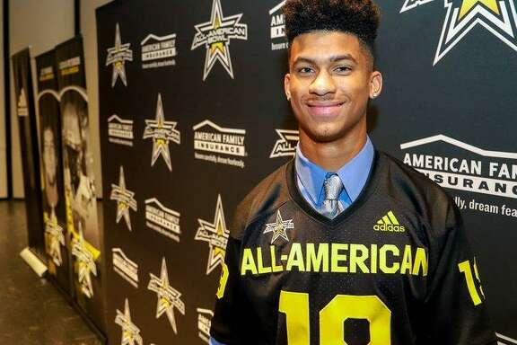 Four-star cornerback Marcus Banks out of Dekaney committed to the University of Alabama (out of Texas A&M, Florida and Florida State) during the 2019 All-American Bowl, Jan. 5, after decommitting from LSU last October.