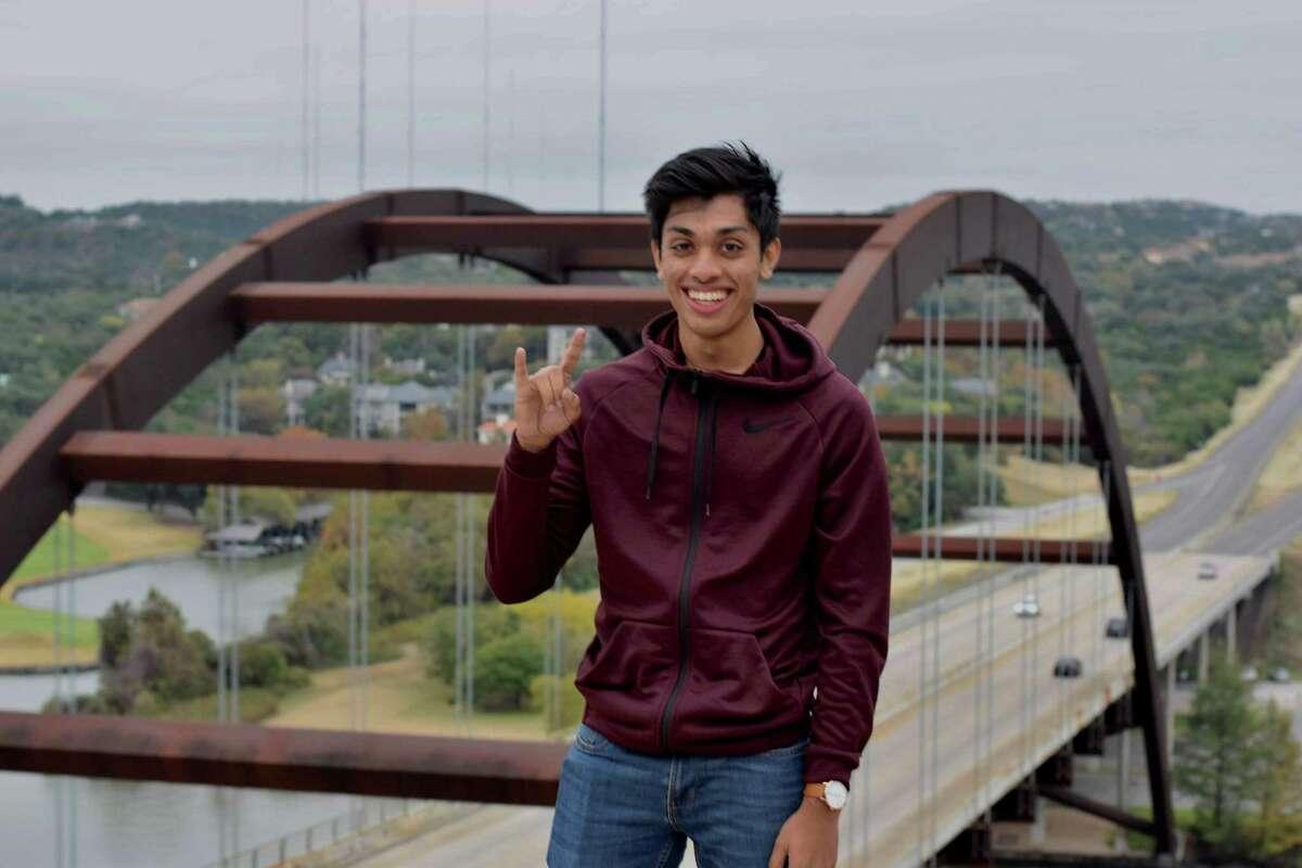 Tarik Islam, the 2018 valedictorian at Edison High School, is a freshman at the University of Texas at Austin.
