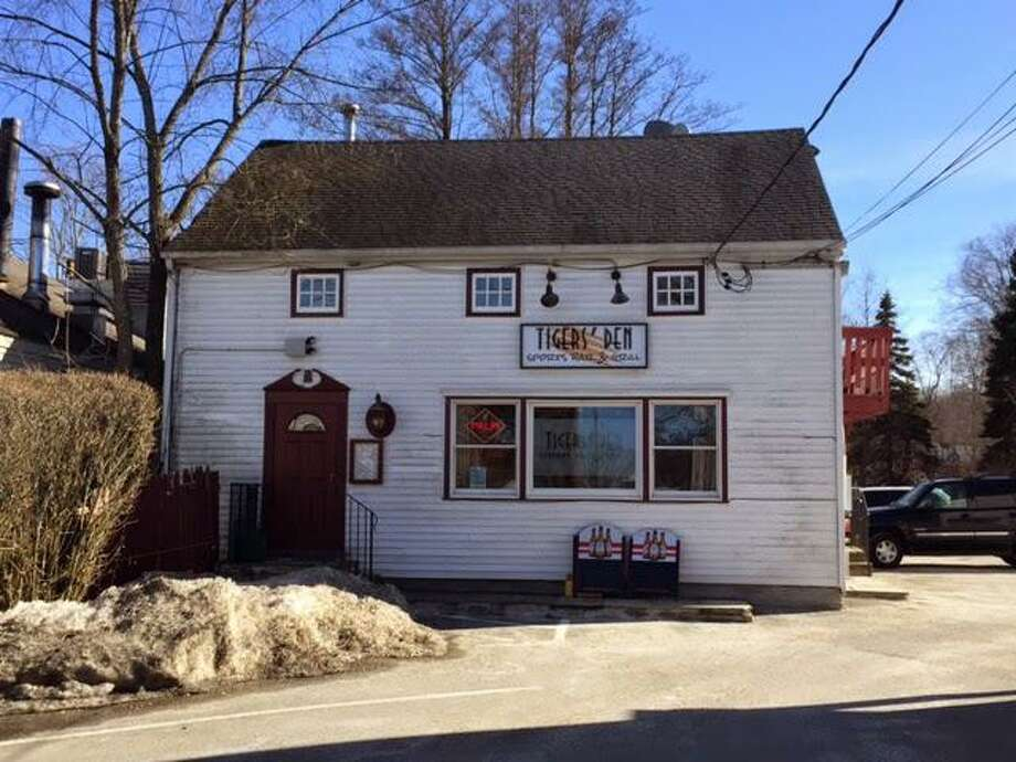 The former Tigers' Den storefront at 23 1/2 Catoonah Street in Ridgefield is becoming apartments. Photo: Contributed Photo / Contributed / The News-Times Contributed
