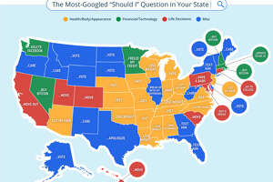 "The Most-Googled ""Should I"" Question in Your State"