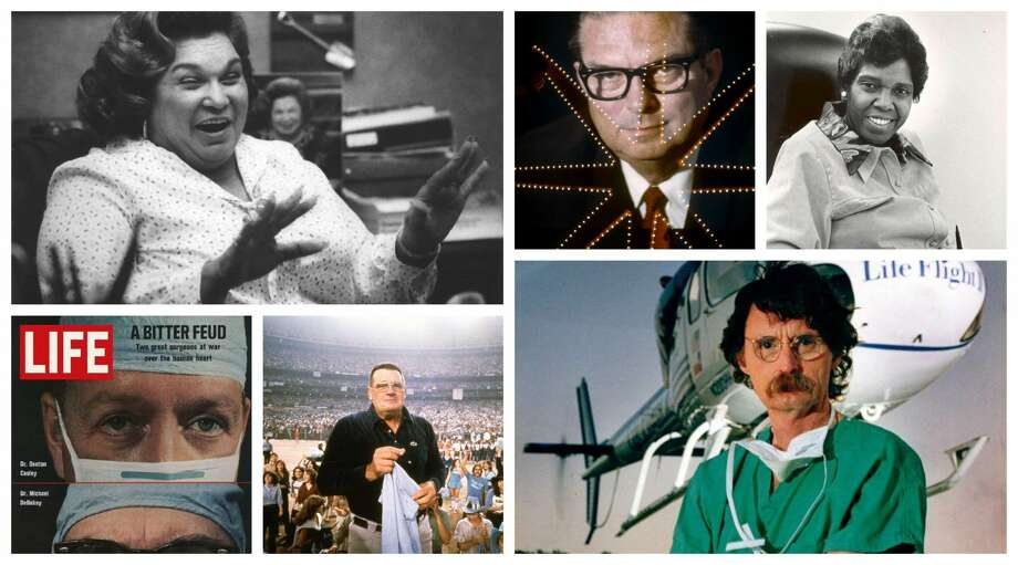 PHOTOS: The amazing humans that shaped Houston As long as we're talking about biopics let's look at some of the people whose Houston lives would be great on the big screen.  >>>See some of the men and women who made Houston what it is today... Photo: Houston Chronicle