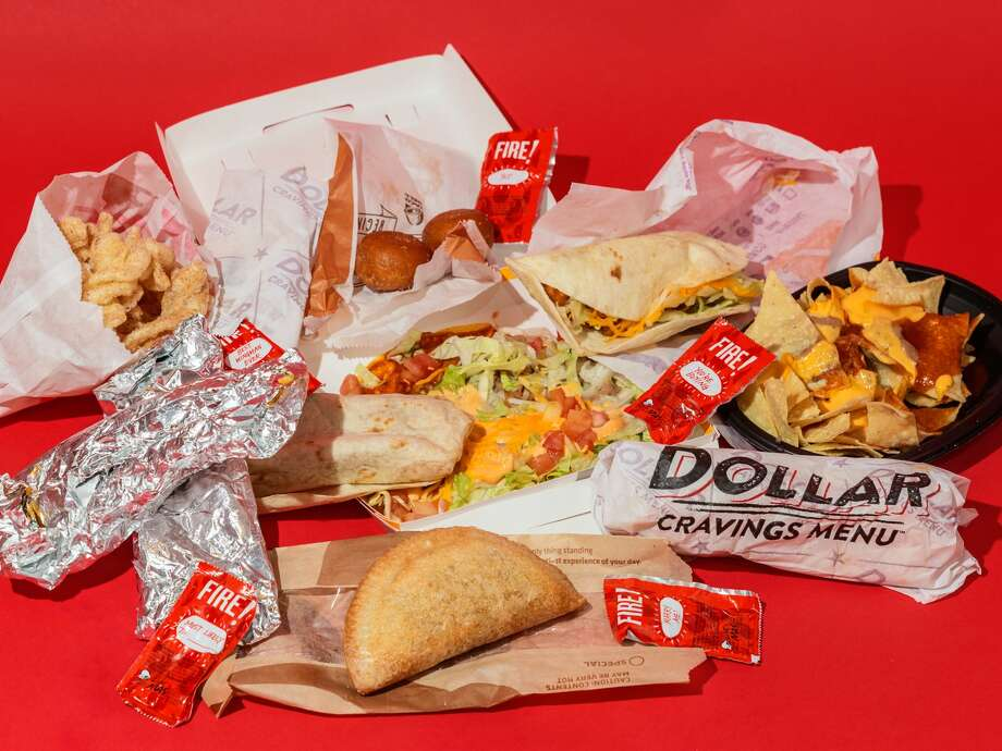 Taco Bell announced in December 2018 that it is getting rid of its Dollar Craving Menu and replacing it with a value menu. Photo: Hollis Johnson/Business Insider