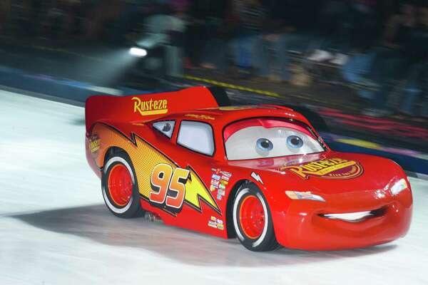 """Disney on Ice's """"Worlds of Wonder,"""" featuring Disney Pixar's """"Cars,"""" is at Bridgeport's Webster Bank Arena Dec. 3-6, followed by a stop at Hartford's XL Center Jan. 10-13."""