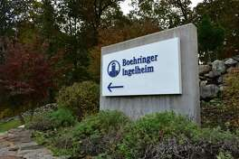 Boehringer Ingelheim Pharmaceuticals' headquarters campus in Ridgefield, Conn., in October 2018.