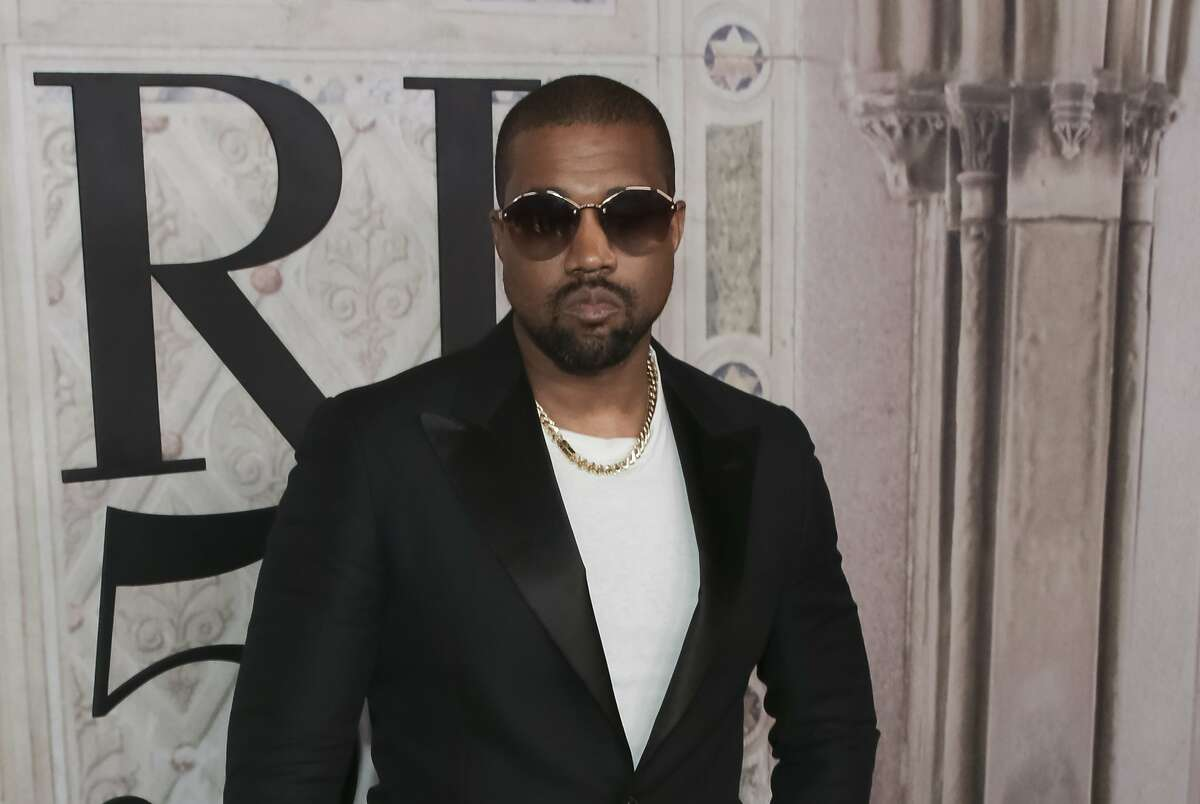 Just before the holidays, Kanye West posted a video showing himself being pulled on a bicycle around San Francisco.